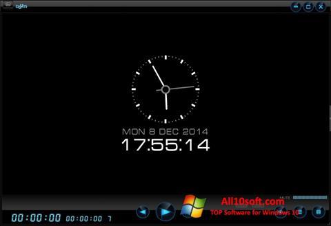 Снимка на екрана Daum PotPlayer за Windows 10