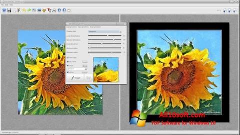 Снимка на екрана FotoSketcher за Windows 10