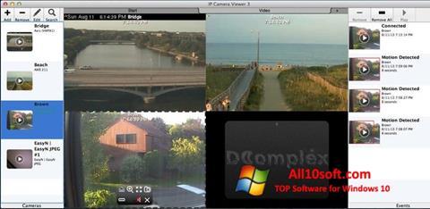 Снимка на екрана IP Camera Viewer за Windows 10
