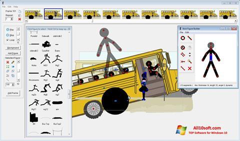 Снимка на екрана Pivot Animator за Windows 10