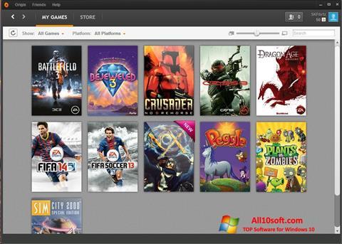 Снимка на екрана Uplay за Windows 10