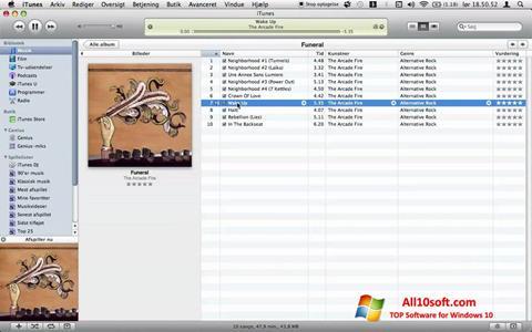 Снимка на екрана Tunatic за Windows 10