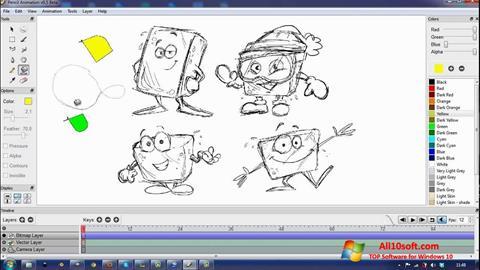 Снимка на екрана Pencil за Windows 10